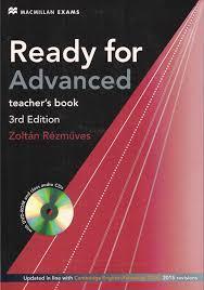 Ready for Advanced Teacher Book 3rd Edition