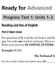 Ready for Advanced Teacher Resources with Tests and Keys 3rd Edition