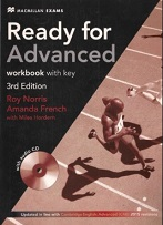 Ready for Advanced Workbook with Key 3rd Edition