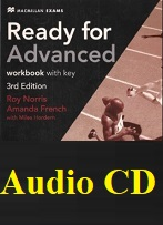 Ready for Advanced Workbook Audio CDs 3rd Edition