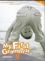 My First Grammar 1 Workbook Full 01st Edition