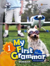 My First Grammar 1 Workbook 2nd Edition