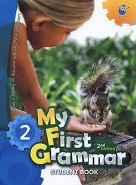 My First Grammar 2 Student Book 2nd Edition
