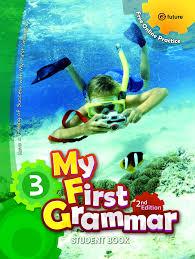My First Grammar 3 Student Book 2nd Edition