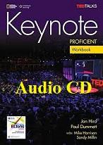 Keynote Proficient Workbook Audio CDs