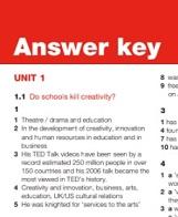 Keynote Proficient Workbook Answer Keys