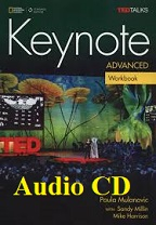 Keynote Advanced Workbook Audio CDs