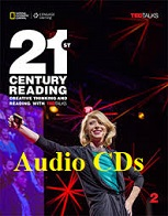 Keynote 21st Century Reading 2 Audio CDs