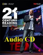 Keynote 21st Century Reading 4 Audio CDs