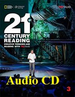 Keynote 21st Century Reading 3 Audio CDs