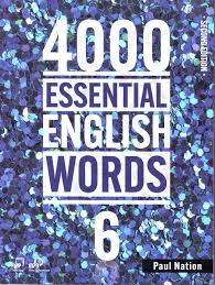 4000 Essential English Words 6 Second Edition Book