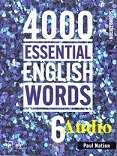 4000 Essential English Words 6 Second Edition Audio CDs