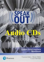 American Speakout Upper-Intermediate Workbook Audio CDs