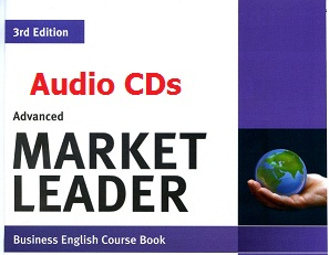 Market Leader Advanced 3rd Edition Coursebook Class Audio CDs