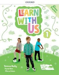 Learn With Us 1 Activity Book