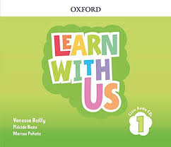 Learn With Us 1 Class Audio CDs