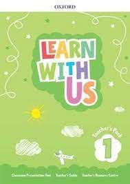 Learn With Us 1 Teacher Pack