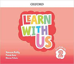 Learn With Us 2 Class Audio CDs