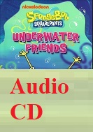 Underwater Friends Audio CD
