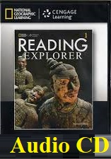 Reading Explorer 1 Second Edition Audio CDs