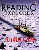 Reading Explorer 2 Second Edition Audio CDs