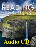 Reading Explorer 3 Second Edition Audio CDs