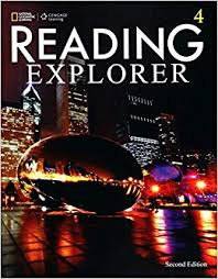 Reading Explorer 4 Second Edition Student Book