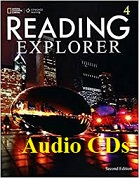 Reading Explorer 4 Second Edition Audio CDs