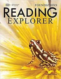 Reading Explorer Foundations Second Edition Student Book