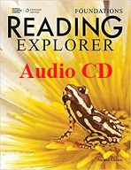 Reading Explorer Foundations Second Edition Audio CDs