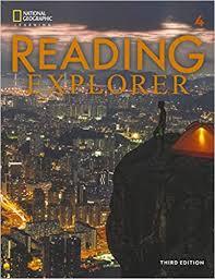 Reading Explorer 4 Third Edition Student Book