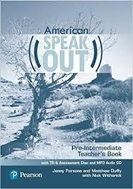 American Speakout Pre-Intermediate Teacher Book