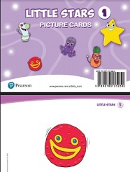 Little Stars 1 Picture Cards