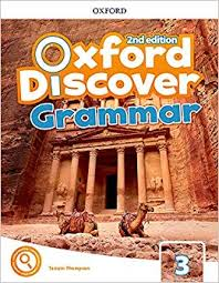 Oxford Discover 3 Grammar Book 2nd Edition