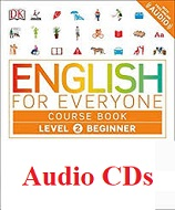 English for Everyone Level 2 Beginner Course Book Audio CDs