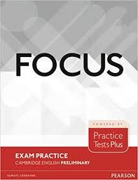 Focus Exam Practice Preliminary Book