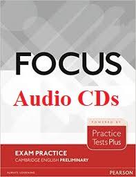 Focus Exam Practice Preliminary Audio CDs