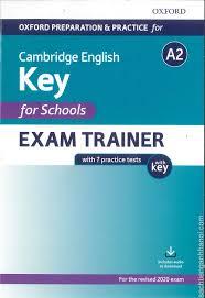 Key for Schools Exam Trainer A2 Book