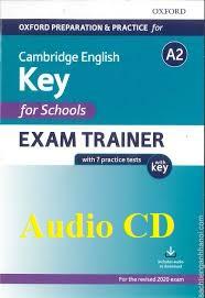 Key for Schools Exam Trainer A2 Audio CDs