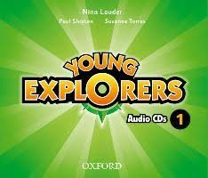 Young Explorers 1 Audio CDs