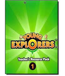 Young Explorers 1 Teacher Resources Pack Card