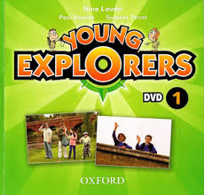 Young Explorers 1 Teacher Resources Pack DVD Video