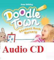 Doodle Town Nursery Class Audio CDs