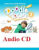 Doodle Town 1 Class Audio CDs
