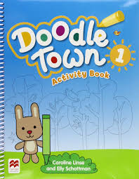 Doodle Town 1 Activity Book
