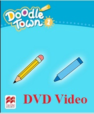 Doodle Town 1 DVD Video