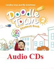 Doodle Town 2 Class Audio CDs