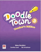 Doodle Town 3 Teacher Edition