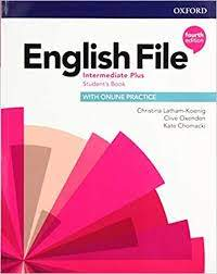 English File 4th Edition Intermediate Plus Student Book