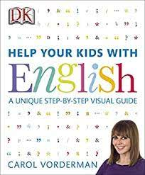 Help Your Kids with English A Unique Step by Step Visual Guide